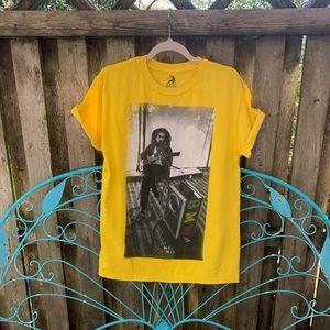 NWOT/Bob Marley Band T-shirt Graphic